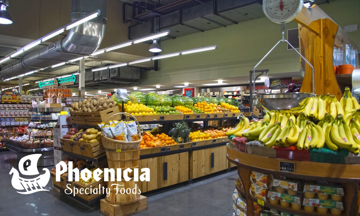 Phoneica Specialty Foods |One Park Place Downtown Houston High Rise